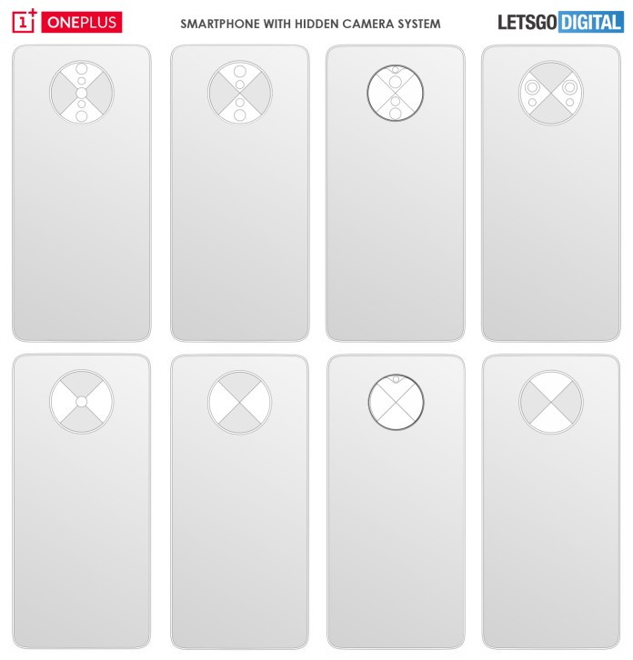 Смартфоны со скрытой камерой