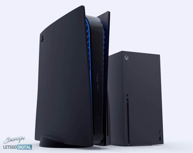 索尼PS5 Microsoft Xbox Series X