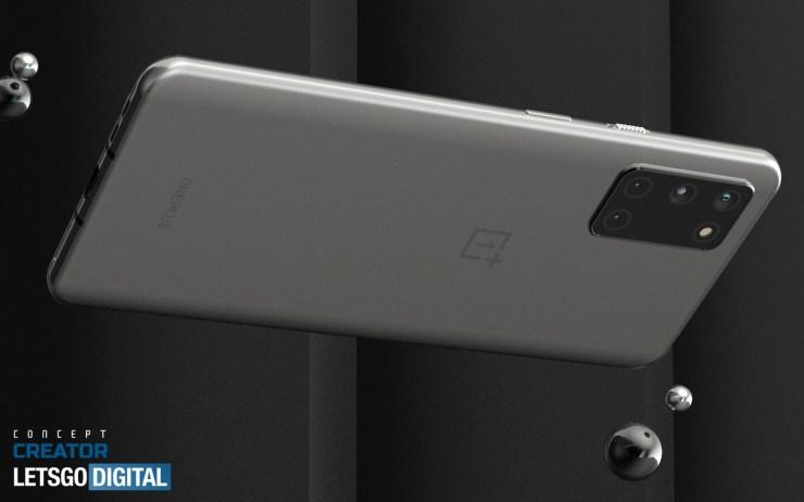 Teléfono OnePlus 5G