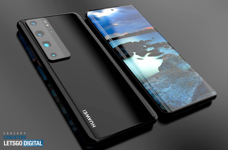 Huawei 2021 smartphone