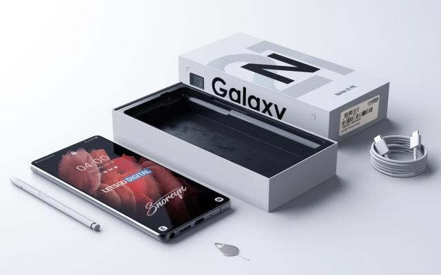 三星Galaxy Note 2021