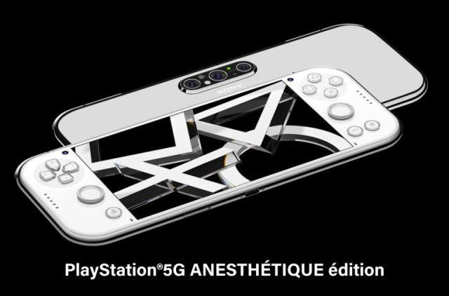 Playstation 5G掌上游戲機