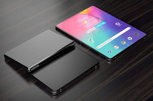三星Galaxy Tab可折疊平板電腦