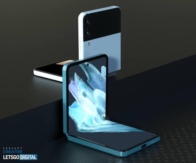 Z Flip智能手機