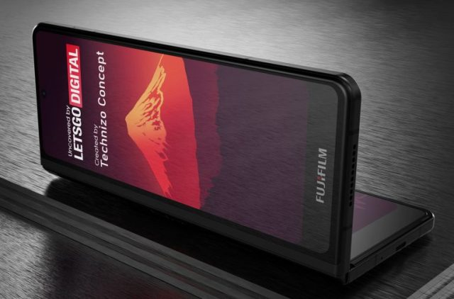 富士可折疊智能手機三星 Galaxy Fold