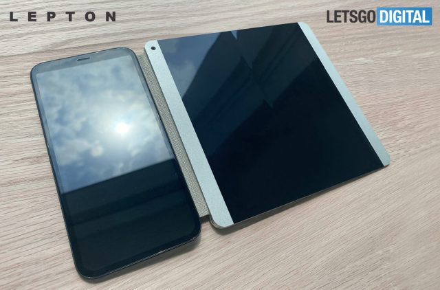 Lepton 可折疊智能手機