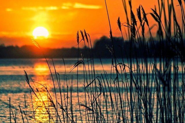 Lake (by Tomasz Marciniak) - puur decoratief