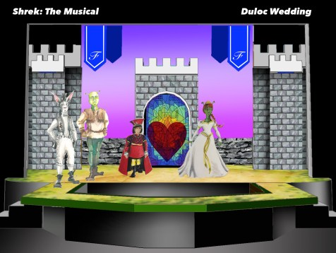 NLBP_Shrek_Duloc Wedding