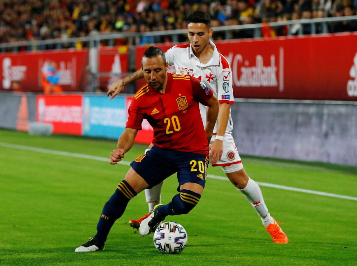 Cazorla trở lại, Tây Ban Nha vượt qua vòng loại Euro 2020 - Báo ...