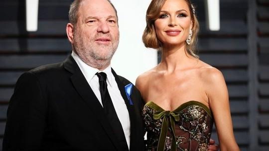 Ông trùm Hollywood chính thức mất vợ sau bê bối tình dục - Ảnh 1.