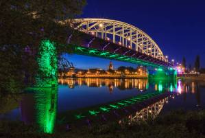 John Frostbrug, Oude brug Arnhem, Rijnbrug, Arnhem, Rijn, John Frost, A bridge too far