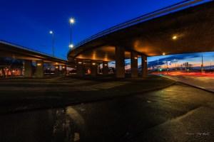 Brug, Nelson Mandelabrug, Arnhem, Nieuwe brug, verkeer, Roermondspleinbrug, Roermondsplein, Oude Kraan