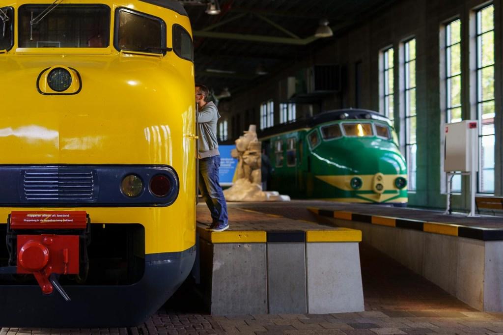 CeWe foto colour, Made in Holland fotowedstijd spoorwegmuseum Utrecht