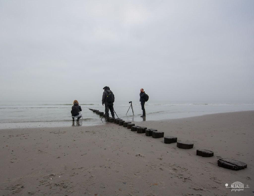 Behind the scenes fotograferen in Zeeland