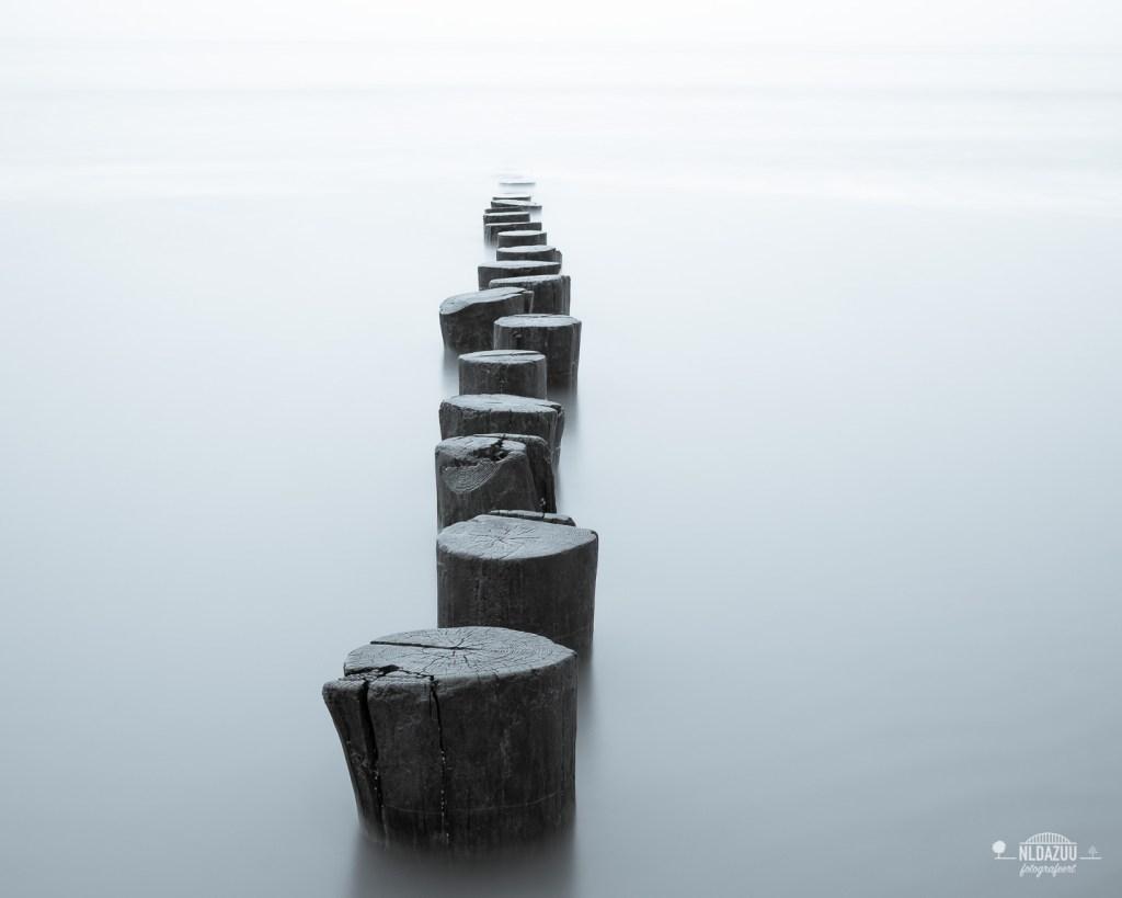 Zen, lange sluitertijd, long exposure, 6-stops filter, zeelandschap, Benro
