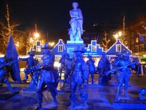 Rembrandtplein Christmas market