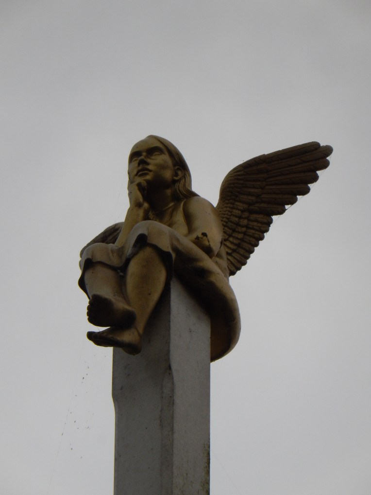 The Angel from Edam
