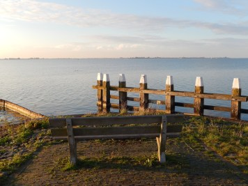 A view to the sea (Marken)