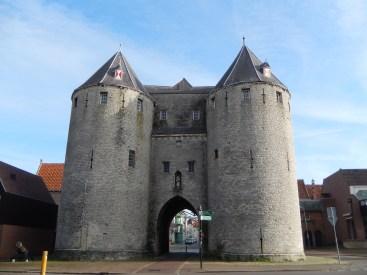The Gevangenpoort in Bergen op Zoom (14th century)