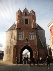 Another view of the Gevangenpoort in Bergen op Zoom