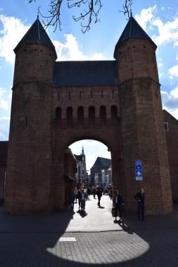 The Kamperbinnenpoort in Amersfoort (13th century)