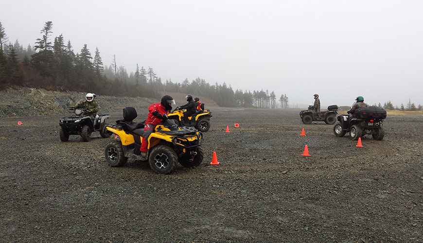 All-terrain Vehicle (ATV) Safety