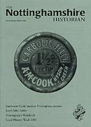 Nottinghamshire Historian No.68