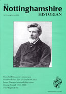 Nottinghamshire Historian No.72