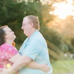 Emily + Earl Engaged | Downs Park