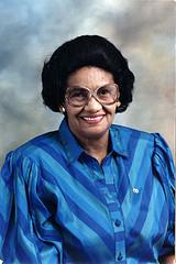 Dr. Joyce Lilieth Robinson  OJ, CD, MBE, FLA, LLD (Hon.)  (1925 – 2013)