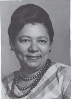The Honourable Gladys Maud Bustamante O.J., J.P.  (1912- 2009)