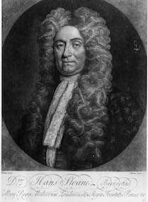 Sir Hans Sloane  (1660-1753)