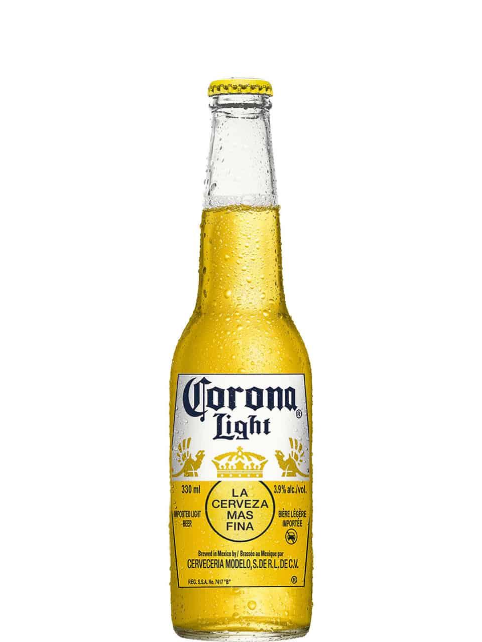 Corona Light Bottles 12pk