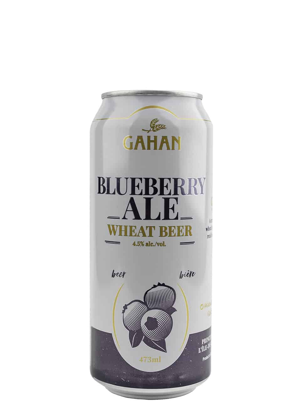 Gahan Blueberry Ale 473ml Can