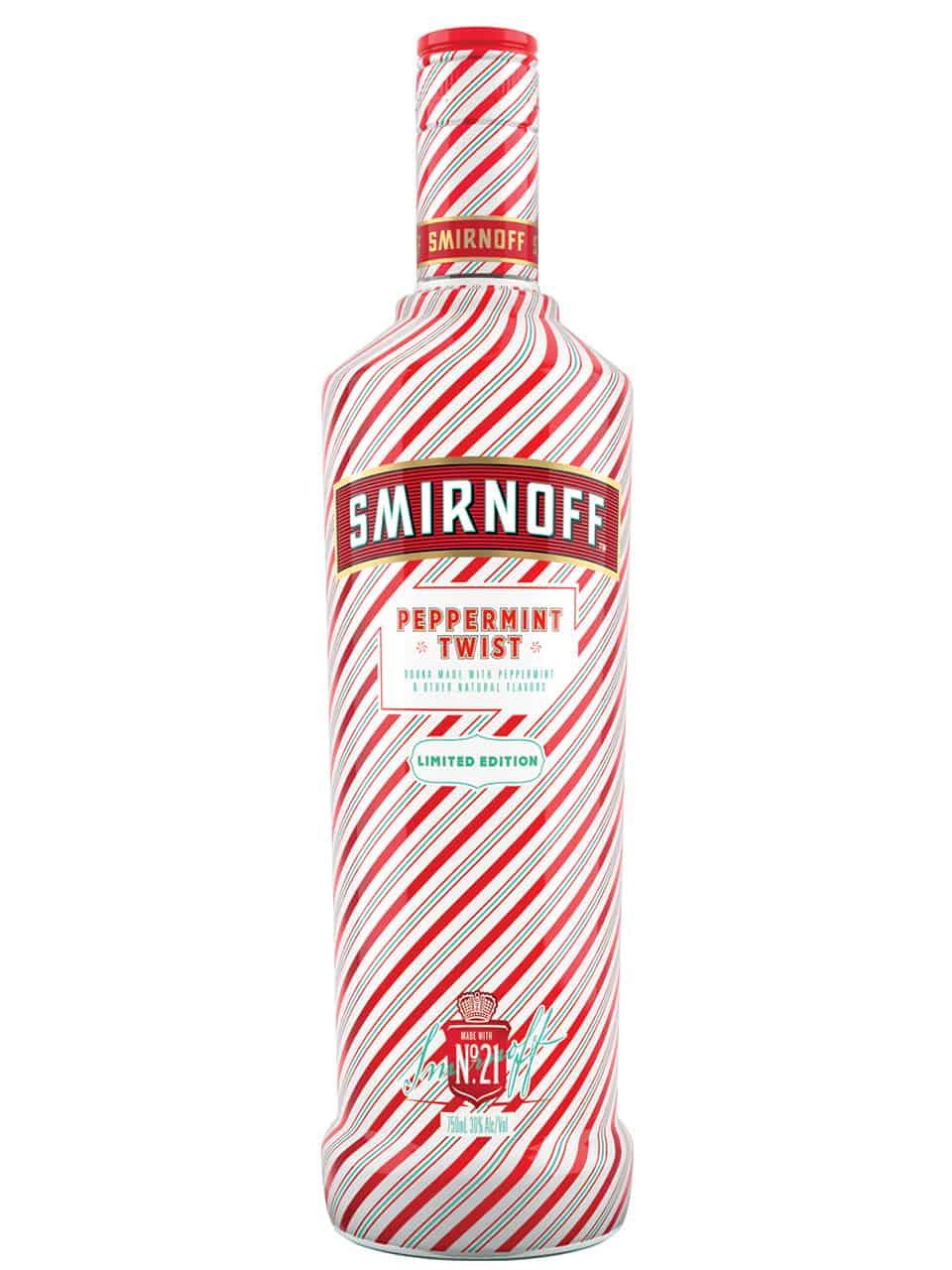 Smirnoff Peppermint Twist Vodka