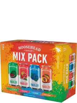 Moosehead Radler Mix Pack 12pk Cans