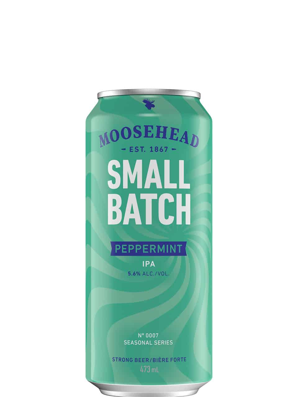 Small Batch Peppermint IPA 473ml Can
