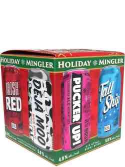 Garrison Holiday Mingler 4 Pack Cans