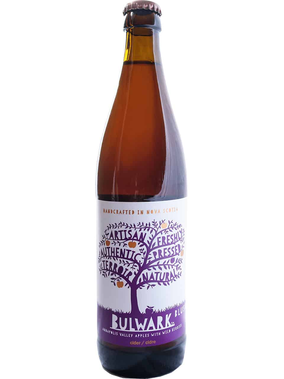 Bulwark Blush Cider 500ml Bottle