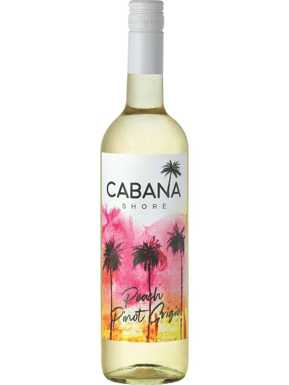 Cabana Shore Peach Pinot Grigio