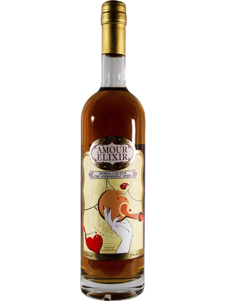 Amour Elixir Herbal Liqueur