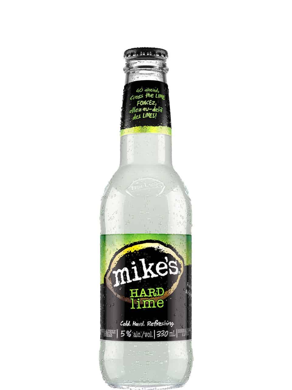 Mike's Hard Lime 4 Pk