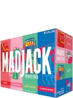 Mad Jack Mixer 12 Pack Cans