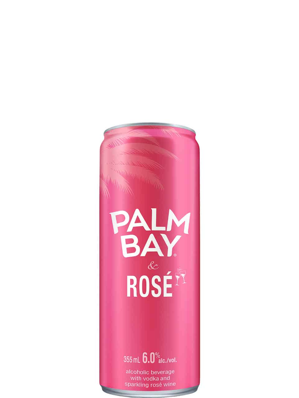 Palm Bay & Rose 355ml Can
