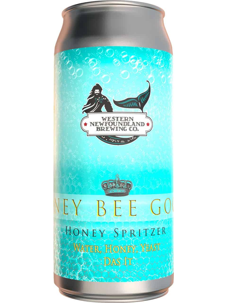 Western NL Brewing Honey Bee Good