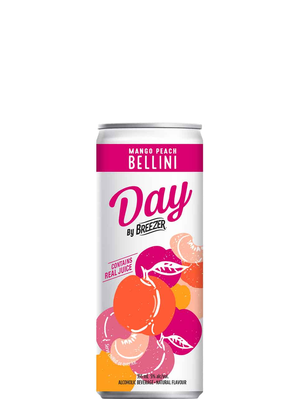 Breezer DAY Peach Mango Bellini 6 Pack