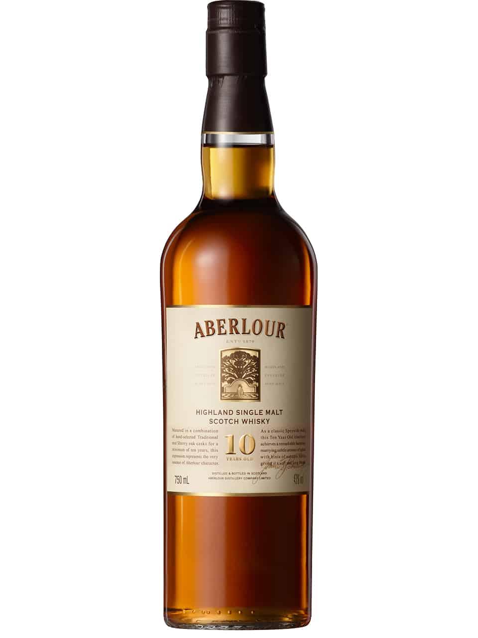Aberlour Single Malt 10YO