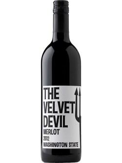 Charles Smith Wines Velvet Devil Merlot