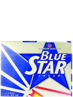 Blue Star Bottles 12pk