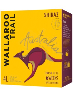 Wallaroo Trail Shiraz